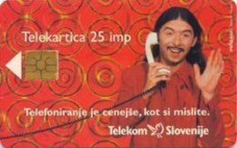 SLOVENIA SCHEDA TELEFONICA   Magnifico / Za Kratka Sporočila - Schede Telefoniche