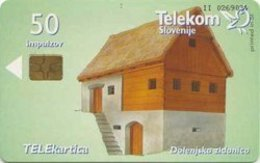 SLOVENIA SCHEDA TELEFONICA  Dolenjska Zidanica / Sod - Schede Telefoniche