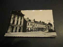 CP Neufchatel En Bray - Le Haut De Ville - ( Hotel Le Cygne ) - Neufchâtel En Bray
