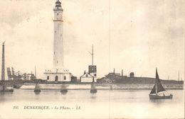 CPA - France - (59) Nord - Dunkerque - Le Phare - Dunkerque