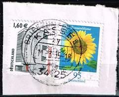 Bund 2003, Michel# 2302 R O Mit Nr. 285 Auf Papier - [7] Federal Republic