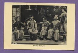 Thème - Célébrités - Shirley Temple - Orchestre Asiatique - Famous Ladies
