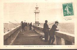 CPA - France - (59) Nord - Dunkerque - Le Bout De La Jetée - Dunkerque