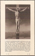 DP. MAURICE CARPENTIER ° MEULEBEKE 1889 - + 1936 - OUD-STRIJDER - Religione & Esoterismo