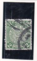 Chine-1908-10  N°75 - Oblitérés