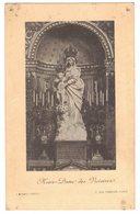 IMAGE PIEUSE RELIGIEUSE HOLY CARD SANTINI HEILIG PRENTJE : NOTRE DAME DES VICTOIRES COEUR DE MARIE - Santini