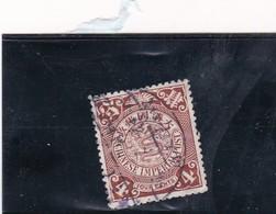 Chine-1902-09  N°63 - Oblitérés