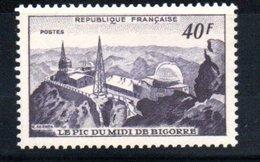 France /  N 916 / 40 Francs Violet / NEUF ** - France