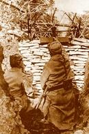 Militaria WW1  - Tir à L'arbalète Lance-grenades  Appelée Aussi Sauterelle En 1915 - 1914-18