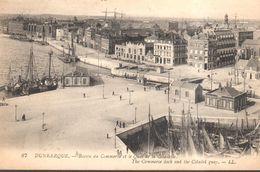 CPA - France - (59) Nord - Dunkerque - Bassin Du Commerce Et Le Quai De La Citadelle - Dunkerque