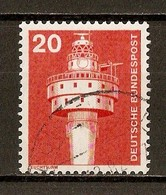 1975 - Série Industrie Et Technologie - Phare - N°697 - Gebraucht