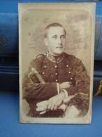 Cp Photo Militaire Du 22° Cavalier à Identifier. - War, Military