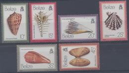 Belize : N° 460 à 465 Xx Neuf Sans Trace De Charnière Année 1980 - Belize (1973-...)