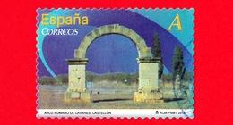 SPAGNA - Usato - 2013 - Archi - Monumenti - Arco Romano De Cavanes. Castellon - A - 2011-... Usati