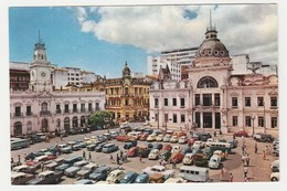 Brésil Salvador Palacio Do Governo E Prefeitura Municipal Estado Da Bahia Brasil En 1970 Autos Voitures Cars VW Jeep - Salvador De Bahia
