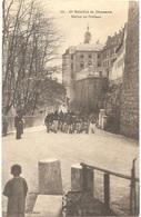 Dépt 25 - MONTBÉLIARD - 21è Bataillon De Chasseurs - Retour Au Château - Édition Helbling, Montbéliard N° 101 - Montbéliard