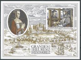 France 2017 - Les Grandes Heures De L'Histoire De France - Blocs & Feuillets