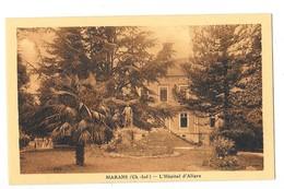 MARANS (17) L'Hopital D'Aligre - France