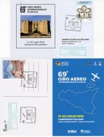 Aeroporto Boccadifalco (PA) - 2018 - 69° Giro Aereo Internazionale Di Sicilia - - 1946-....: Moderne