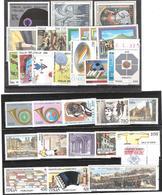 ITALIA Annata 1989 COMPLETA, Nuovi Perfetti. Full Year 1989 Stamps Very Fine U/m Condition - 6. 1946-.. Republic