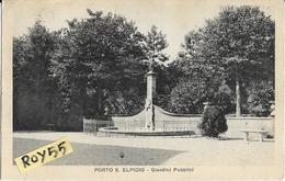 Marche-ascoli Piceno-porto S.elpidio Giadini Pubblici Veduta Anni 20 (vedi Retro) - Andere Städte