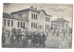 TOULON SAINT JEAN DU VAR (83) écoles Primaires Belles Animation - Toulon