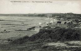 Pornichet (83), Vue Panoramique De La Plage, Jolie Carte - Pornichet