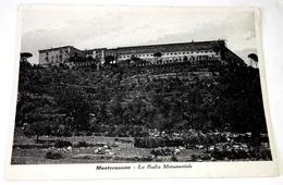 Antigua Postal - Italia, Montecassino - La Badia Monumentale - Italia