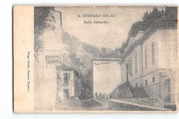 16546 S. STEFANO  BELBO ASILO INFANTILE - CUNEO - Cuneo