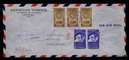 VENEZUELA UPU 1874-1949 Bateaux Ships 1950 Sp5456 - UPU (Unione Postale Universale)