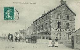 Pornichet (91), Les Hôtel, Jolie Carte Animée - Pornichet