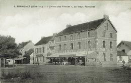 Pornichet (92), L'Hôtel Des Princes Au Vieux Pornichet, Jolie Carte - Pornichet