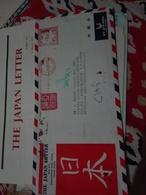 Hong Kong Air Mail Cover To Pakistan,  (Red-2189) - Hong Kong (1997-...)