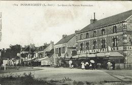 Pornichet (93), Le Quai Du Vieux Pornichet, Jolie Carte - Pornichet