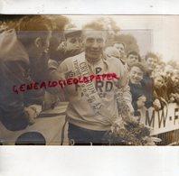 CYCLISME- ANQUETIL FORD FRANCE 1965- CRITERIUM NATIONAL DES AS-RARE PHOTO ORIGINALE AGIP ROBERT COHEN -PARIS - Ciclismo