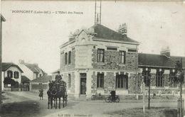 Pornichet (98), L'Hôtel Des Postes, Jolie Carte - Pornichet