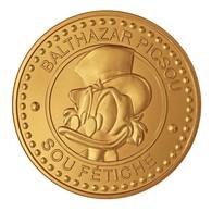 Disney 75.Monnaie De Paris 1 Sou Fétiche Balthazar Picsou - Scrooge 2017 Neuf - 2016
