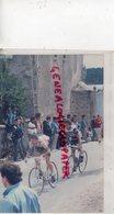 CYCLISME- 19- TOUR DES MONEDIERES- CORREZE -MARC DURAND 2E POSITION JUIN 1987-RARE PHOTO ORIGINALE - Ciclismo