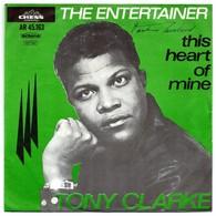 SP Tony CLARKE : THE ENTERTAINER - ARTONE AR 45.163 - Hollande - Soul - R&B