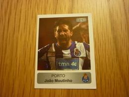 Joao Moutinho Porto Portuguese Football Europe's Champions 2013-2014 Greek Sticker - Adesivi
