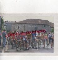 19-87-23- CYCLISME-  PHOTO ORIGINALE AOUT 1986 - Ciclismo