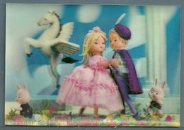 CP 3D - POUPÉS - ENFANTS - Cartes Postales