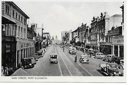 RP - SOUTH AFRICA - PORT ELIZABETH - MAIN STREET  - B152 - South Africa