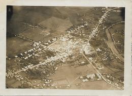 1914/18 - STAROSCHYNETZ  Starozynetz, Orginal Foto Luftaufnahme Luftfahrtruppe 18X13cm. Gute Zustand, 2 Scan - Oekraïne