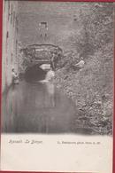 Hasselt De Demer Le Geanimeerd  (In Zeer Goede Staat) Oude Postkaart - Hasselt