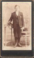 Photographie - Originales - Jeune Homme - Deton Cornand - Personnes Anonymes