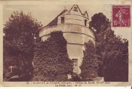 Cpa  St André De Cubzac  Chateau - France