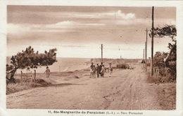 Pornichet (104), Ste-Marguerite-de-Pornichet - Vers Pornichet, Très Jolie Carte - Pornichet