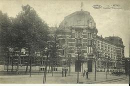 Mons -- Institut Warocqué.    (2 Scans) - Mons