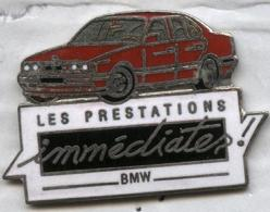 Pin's Démons Et Merveilles Voiture Automobile BMW - BMW